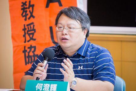 台灣戰略模擬學會研究員何澄輝表示,領了台胞居住證,台灣人恐怕要面臨雙重課稅的問題。
