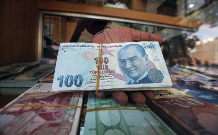 土耳其里拉危机造成13日亚股惨绿。