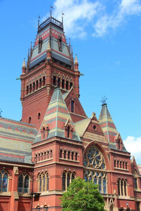 美国哈佛大学。