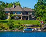 外国富豪青睐加拿大豪华度假屋