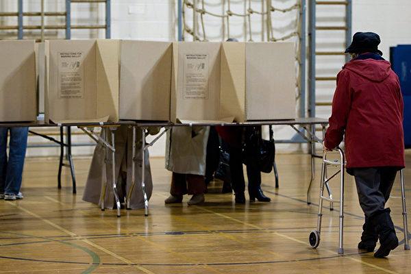 2018年9月22日,卑詩2018年市級選舉正式啟動為期28天的競選活動。(加通社)