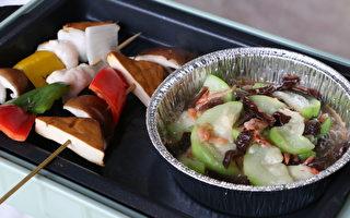 少油多蔬果 乳癌病友可享受烤肉