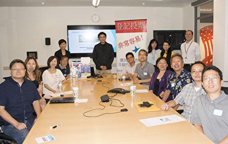聖地亞哥縣選民登記處鼓勵華裔社區積極參選