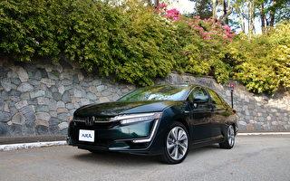 车评:特别HV模式 2018 Honda Clarity