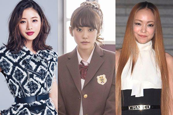 """日本""""时尚指标女艺人""""排行榜 前10名是?"""