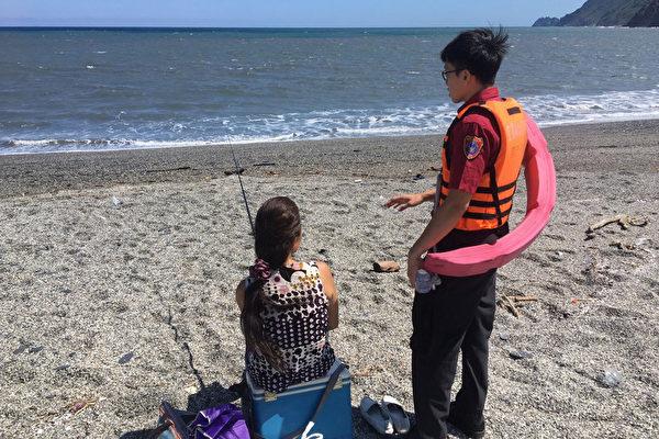 台湾宜兰海滩1天3恶浪 吞7人已酿5死