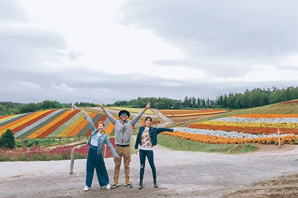 北海道强震酿灾 《食尚玩家》为灾区祈福