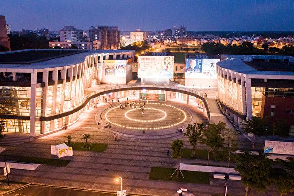 2018年9月14日神韵交响乐团在屏东演艺厅演出。