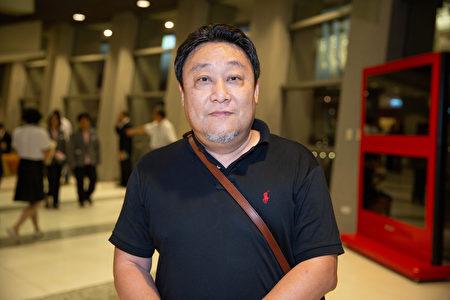 2018年9月14日神韻交響樂團在屏東演藝廳演出。