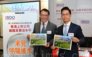 香港仅26%的上市公司设反贪机制