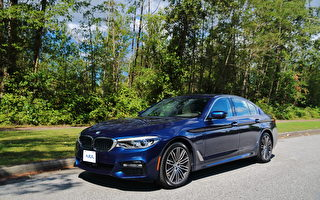车评:期待!无线充电车 2018 BMW 530e