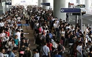 港取消大阪航班至下周初