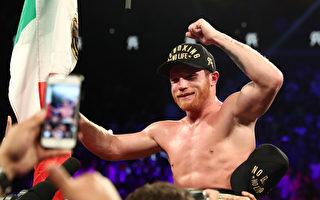 36歲拳王不敗金身告破 阿瓦雷茲奪金腰帶