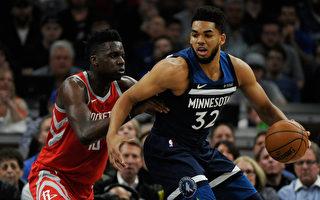 NBA多隊意延攬巴特勒 森林狼續約唐斯