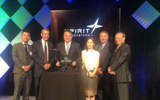 台灣唯一 高雄航太業者獲國際航太企業最佳供應商