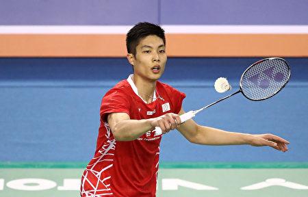 周天成奪下韓國羽球公開賽男單冠軍。