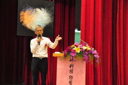 汉民科技副董事长许金荣经验分享