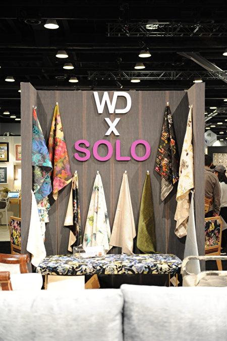 在温哥华室内设计展IDS上,由WD Western Designers公司设计师Allan Switzer设计的SOLO。 (童宇/大纪元)
