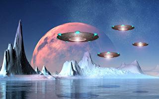 NASA科学家相信外星人曾到访过地球