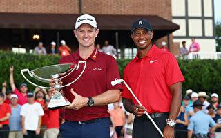 PGA巡回锦标赛 伍兹封王终结冠军荒