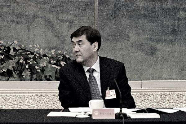 中共国家能源局前局长努尔‧白克力被逮捕