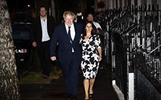英国前外交大臣约翰逊又离婚