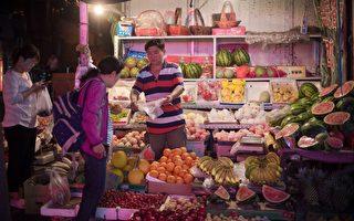 中國8月油價食品價飆升 卻非貿易戰導致