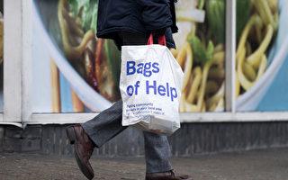整治污染 全英塑料袋欲漲價 每個10p