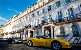 每年900亿镑黑钱流入 伦敦成全球洗钱之都