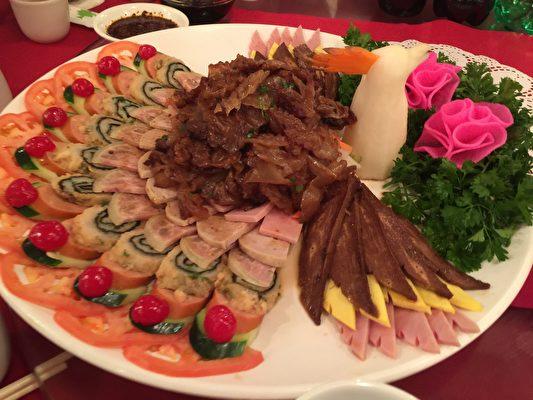 醉仙樓(Joy Tsin Lau)的菜肴(醉仙樓提供)