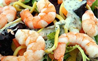 俄媒:中國冷凍蝦含有害化學物 危害健康