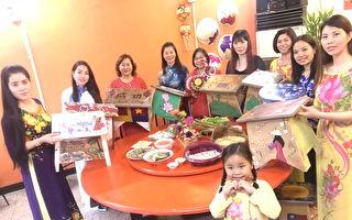 越南姊妹忆乡办桌趣  一张椅子一个家的故事
