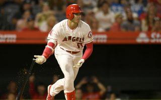 大谷翔平20轟到手 MLB日籍球員第二人