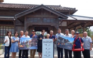 90歲了 香山火車站生日「檜」樂