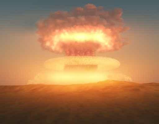美海军上将:美与中俄打核战有现实可能性