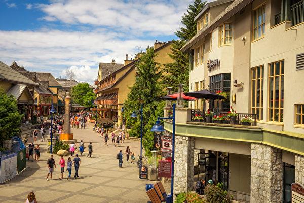 2018年度卑诗省市政联盟大会(UBCM)于9月10日在滑雪胜地惠斯勒(Whistler)开幕。(Shutterstock)