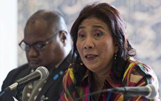 炸毁中国渔船的印尼部长:它们在跨国犯罪