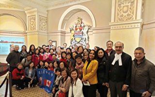 台灣空大學生受邀 首次參訪省議會