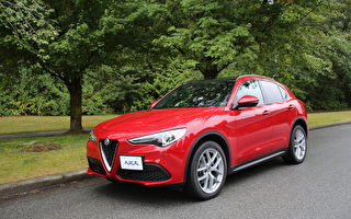 車評:正合我「意」 2018 Alfa Romeo Stelvio Ti Sport AWD