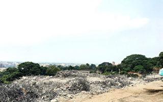 台湾挂五星旗禅寺被拆 县府追索拆除费