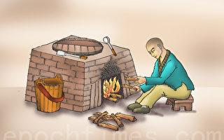 一个烧火做饭的小和尚 为什么道行却出奇的高深?