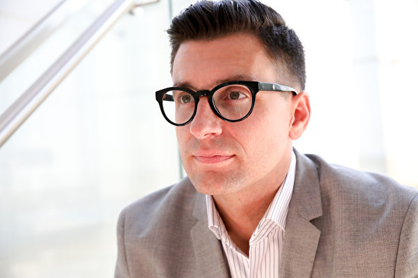 溫哥華市長候選人Hector Bremner。(受訪人提供)