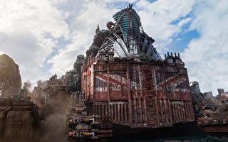 《魔戒》团队打造《移动城市:致命引擎》