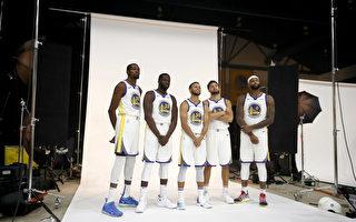 NBA新賽季 金州勇士劍指總冠軍三連冠