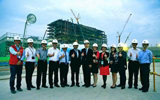 5千人趕工 台積5奈米廠年內完工