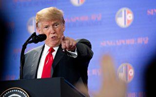 川普隔空喊话  批加州州长候选人移民政策