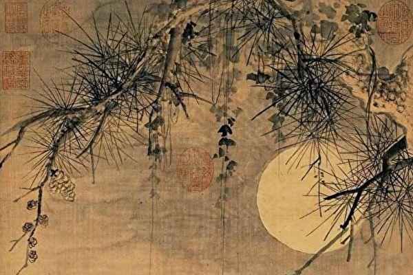 【文史】清辉照人间——月亮名画赏析