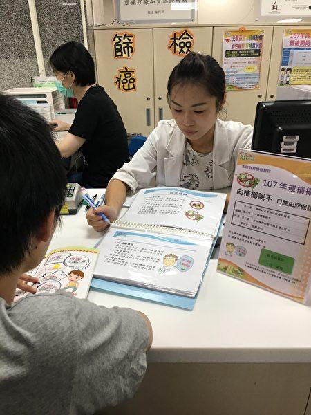 台大醫院新竹分院提供戒檳榔篩快速門診