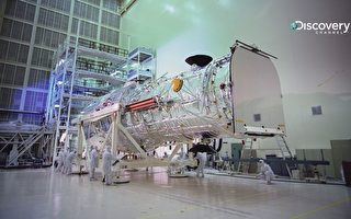 NASA 60周年 《明日之旅》監測地球的健康