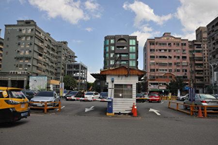 被爆料將經營電子遊戲場的建築物,是位於東元醫院停車場左後方